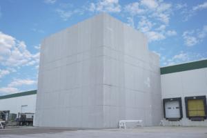 Spray drying expansion at MDG Oak Creek